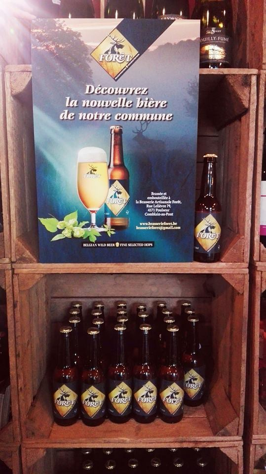 Brasserie Foret Comblain au Pont  Belgique Foret_10