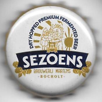 Sezoens de la brasserie Martens à Bocholt  Belgique Sezoen10