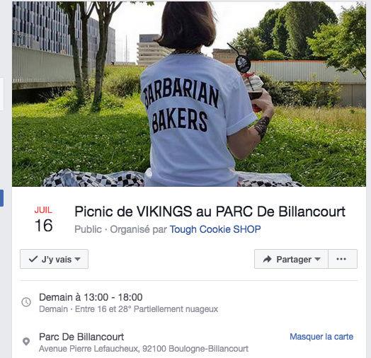 Picnic de Vikings au Parc de Billancourt (Though Cookie) Captur10