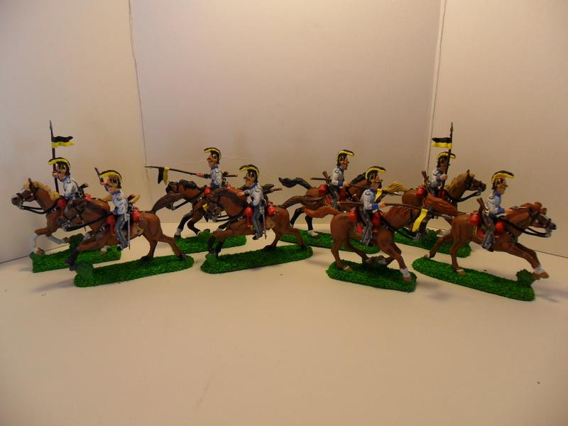 Cavaliers autrichiens du 1er empire Cavale28