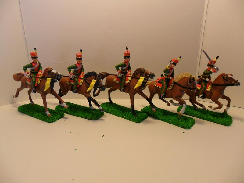 Cavaliers autrichiens du 1er empire Cavale33