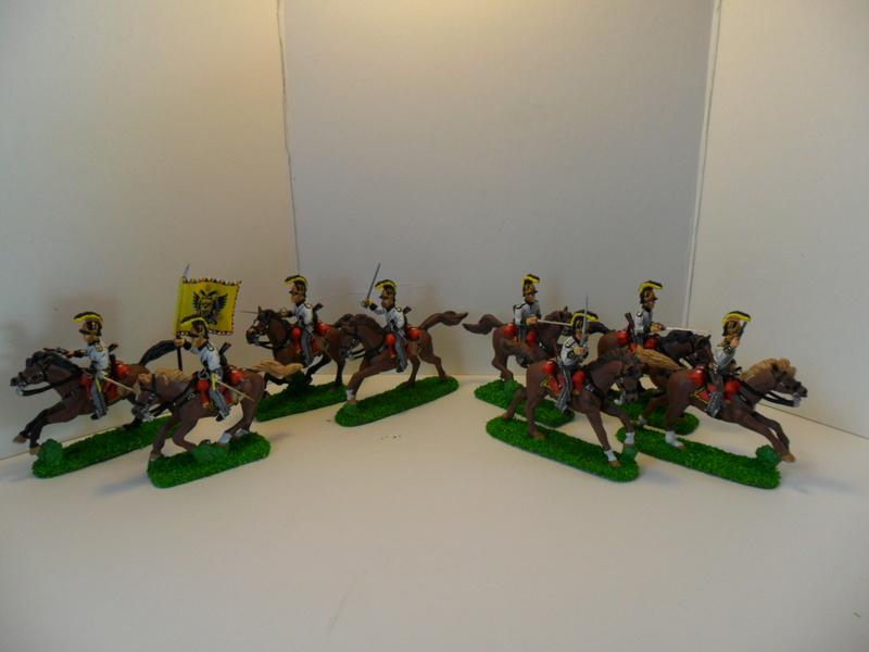 cavalier autrichien dragons et cuirassiers Cavali15