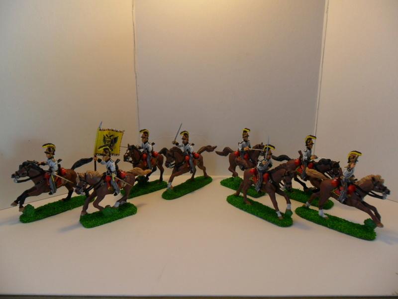 cavalier autrichien dragons et cuirassiers Cavali16