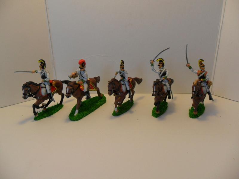 cavalier autrichien dragons et cuirassiers Cavali18