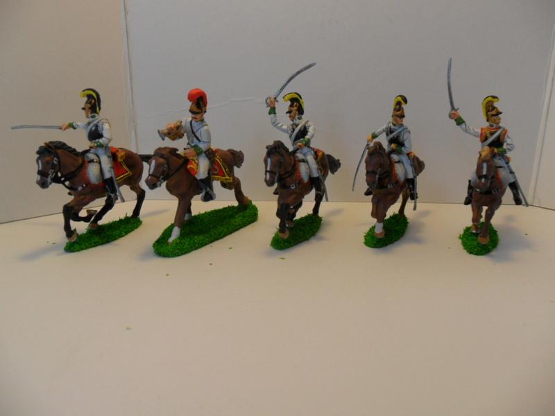 cavalier autrichien dragons et cuirassiers Cavali19