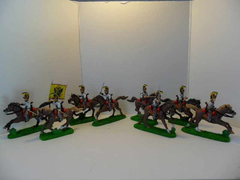 cavalier autrichien dragons et cuirassiers Cavali20
