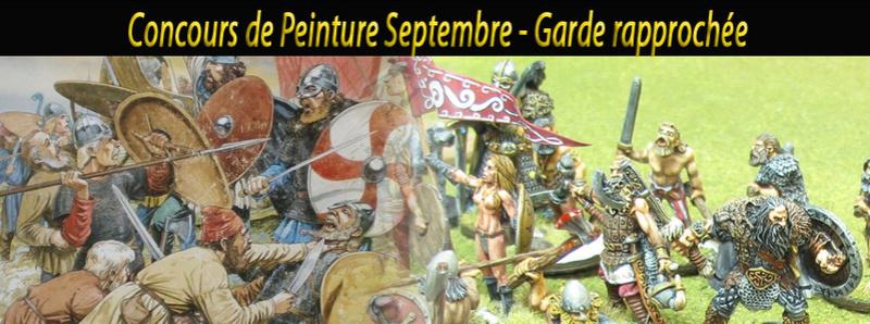 CONCOURS DE PEINTURE - Septembre: Garde rapprochée Garde_10