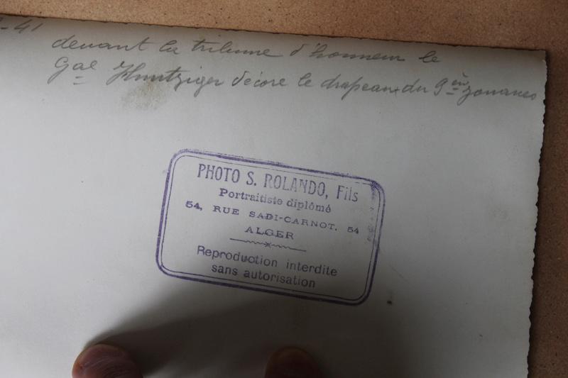 """Lot documents et photos """"de presse"""" 9ème Zouaves 1940-1941 ALPINS-JUIN4 [A CLOTURER] Img_5318"""