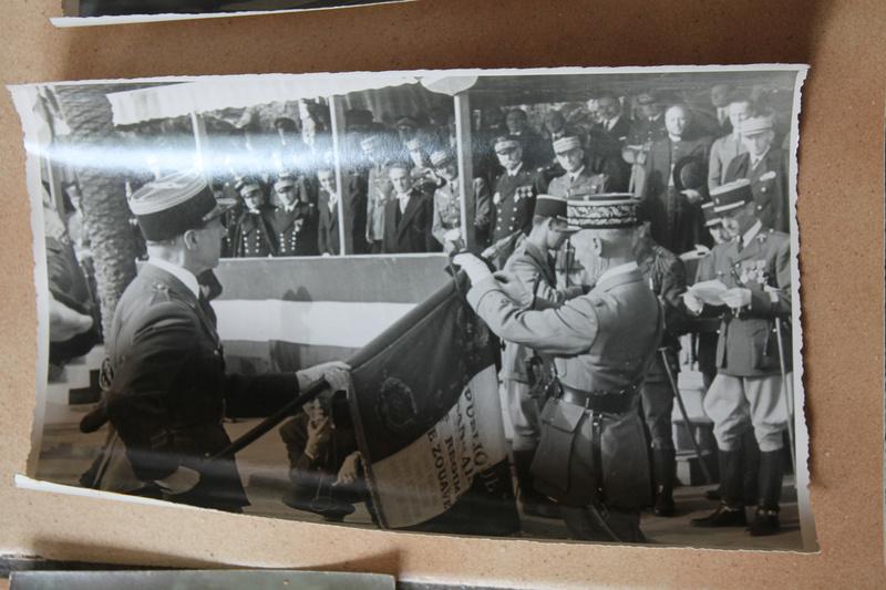 """Lot documents et photos """"de presse"""" 9ème Zouaves 1940-1941 ALPINS-JUIN4 [A CLOTURER] Img_5320"""