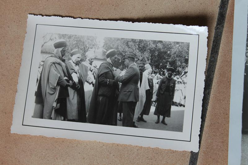 """Lot documents et photos """"de presse"""" 9ème Zouaves 1940-1941 ALPINS-JUIN4 [A CLOTURER] Img_5322"""