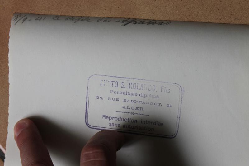 """Lot documents et photos """"de presse"""" 9ème Zouaves 1940-1941 ALPINS-JUIN4 [A CLOTURER] Img_5323"""