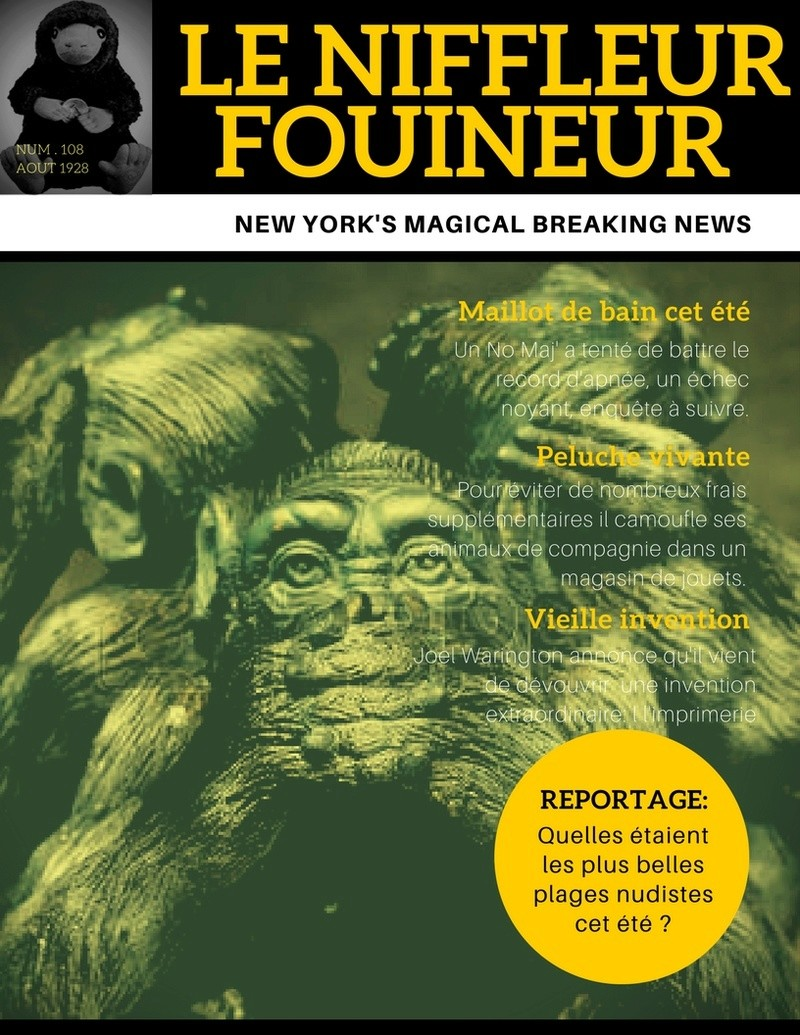 Le Niffleur Fouineur 211