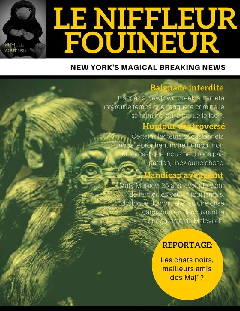 Le Niffleur Fouineur 411