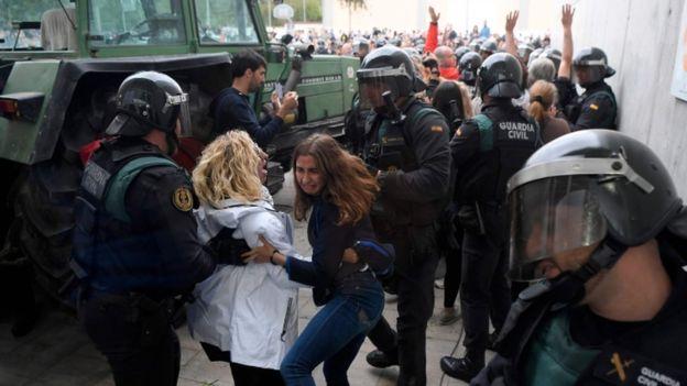 Catalonia Referendum _9809210