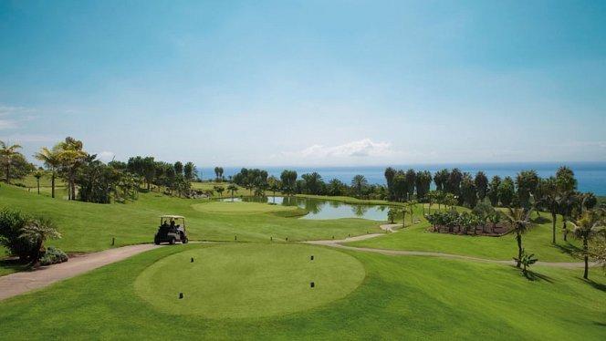 Golf in Tenerife. Golf-g10
