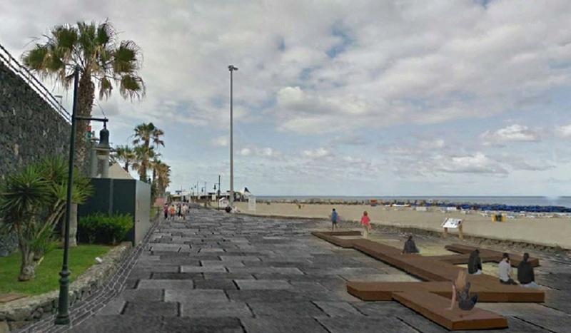 New Las Vistas promenade. Las-vi10