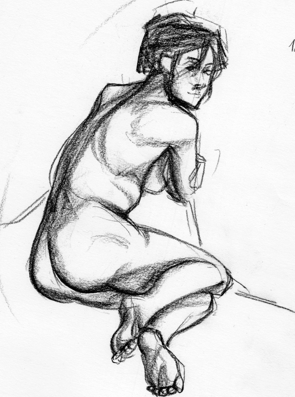 Le carnet de croquis d'Eyrann [Nudity] Img00110