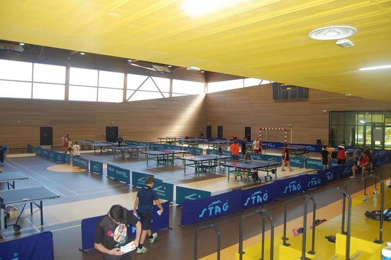 5ème stage international du 21 au 25 août à l'ASPTT Lille 14264110