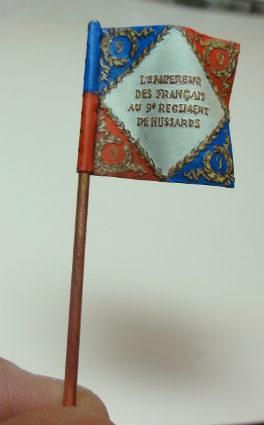 Étendard du 9e hussards Dsc08510