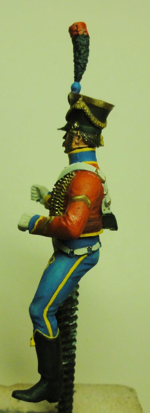 Étendard du 9e hussards Dsc08618