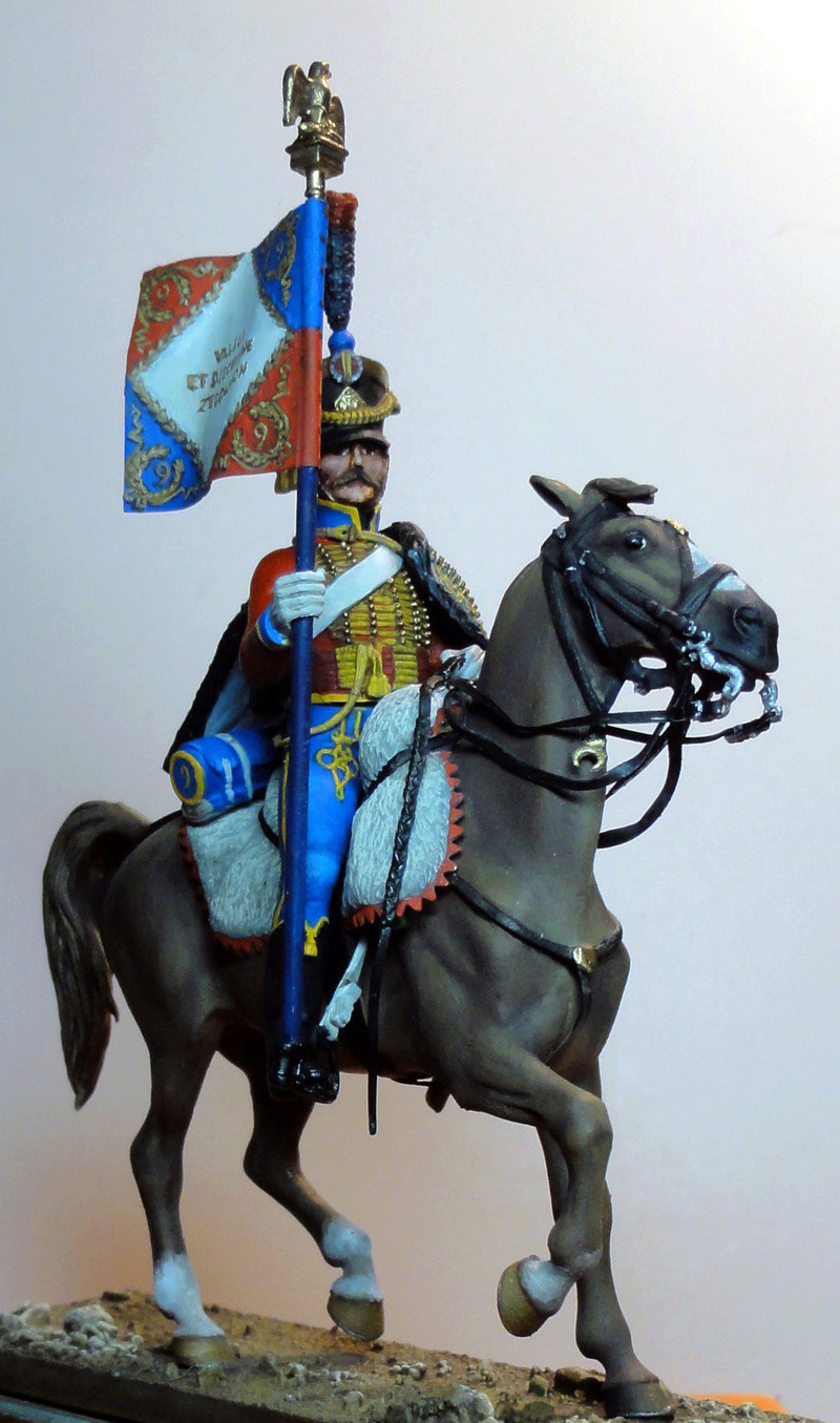 Étendard du 9e hussards Dsc08622