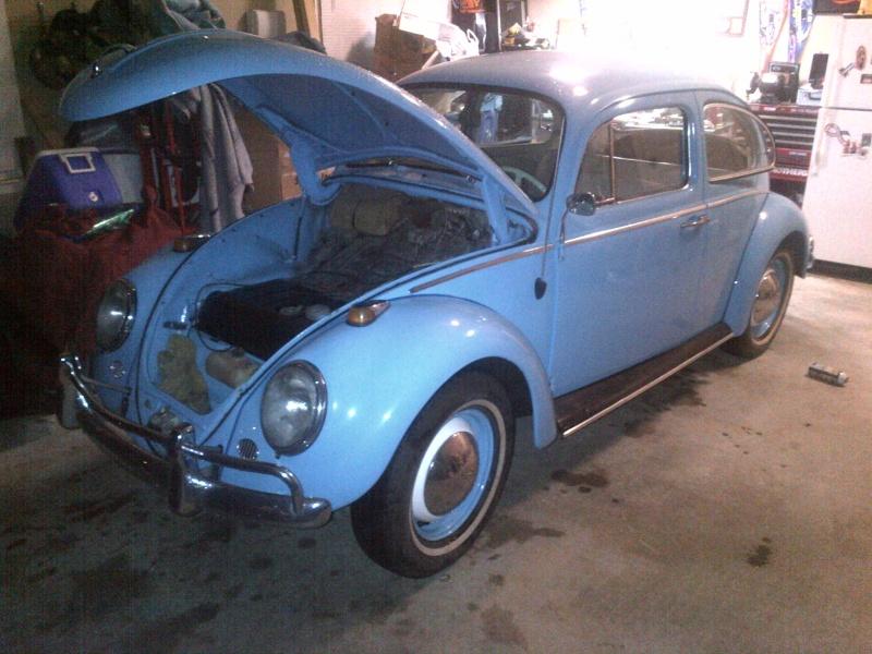 "64 beetle ""peaches"" Huntsv14"