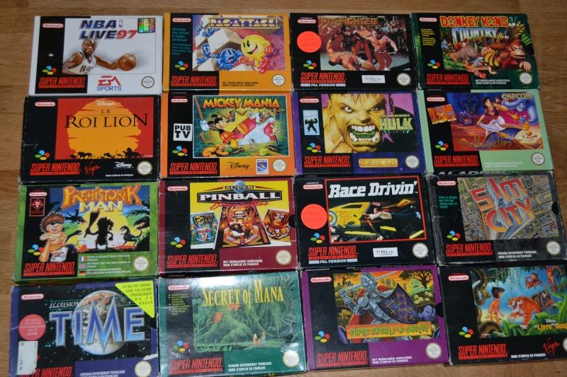 La collection du chienmalade!!Gaming room in progress! Dsc_0010