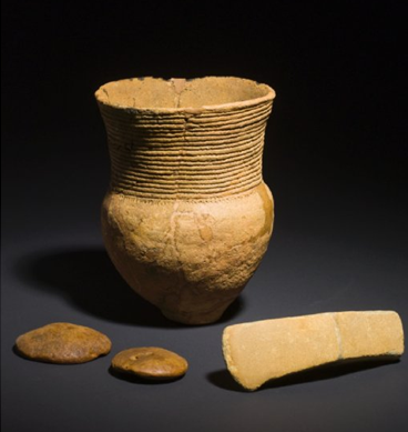 ~~Prehistoria~~ Europa en el III milenio Cerami10