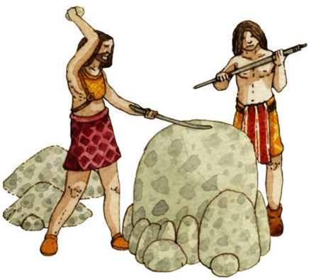 ~~Prehistoria~~ De la minería y la metalurgia antigua: aprovechamiento mineral y transformaciones técnicas Imagen15