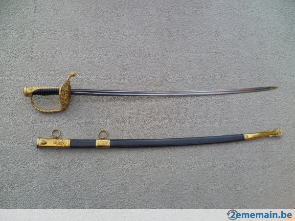 sabre   sabel officier 14342610