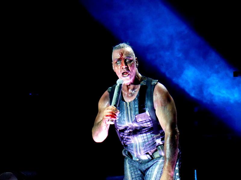 Concert de Rammstein P1070910