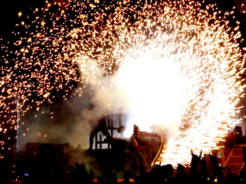 Concert de Rammstein P1080011