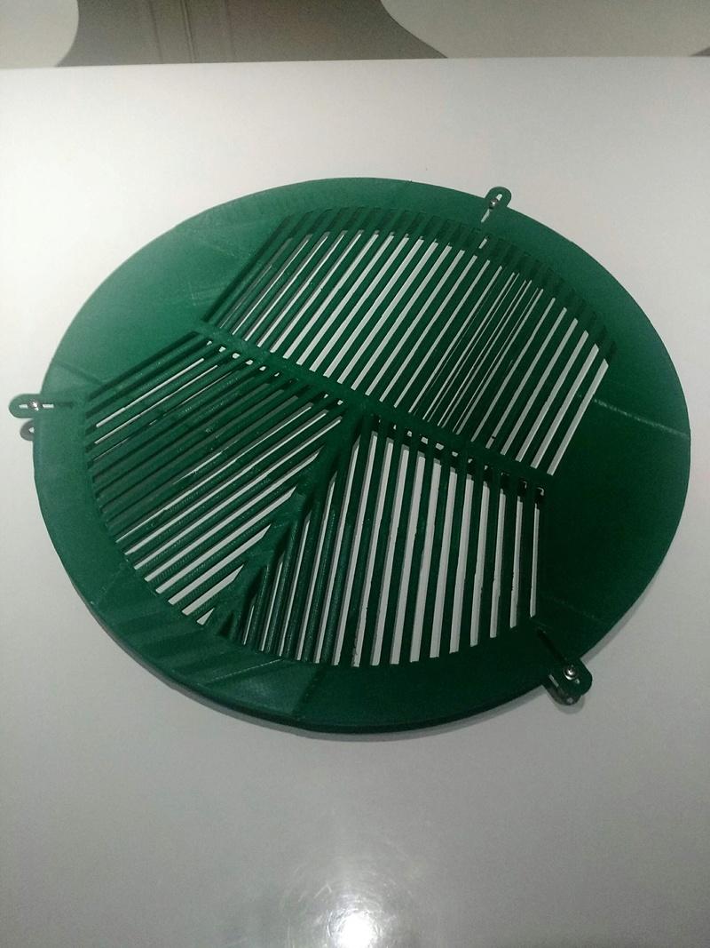 Masque de bahtinov 400mm Baht4021