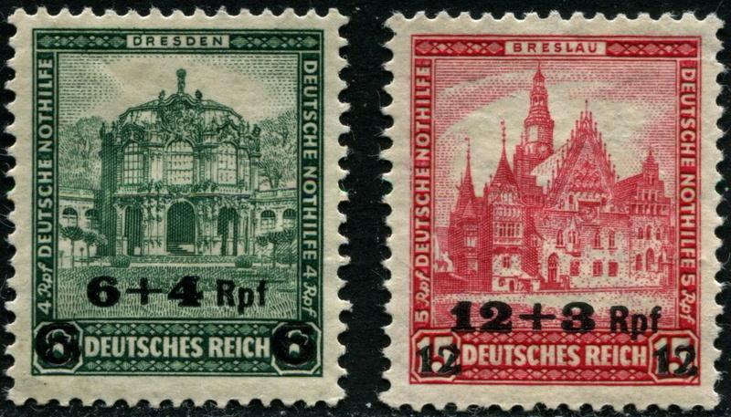 Deutsches Reich April 1933 bis 1945 - Seite 13 463-4610