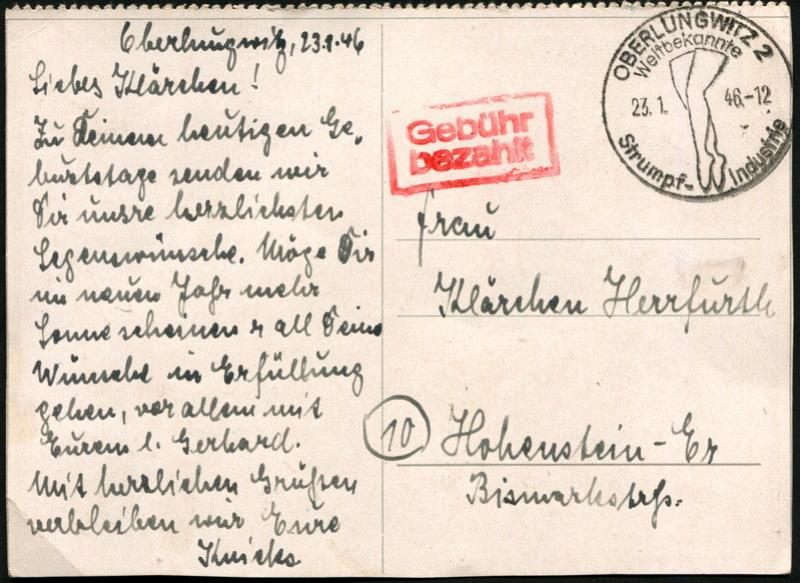 Ostsachsen (OPD Dresden) -Sowjetische Besatzungszone- - Seite 13 Gebyhr11