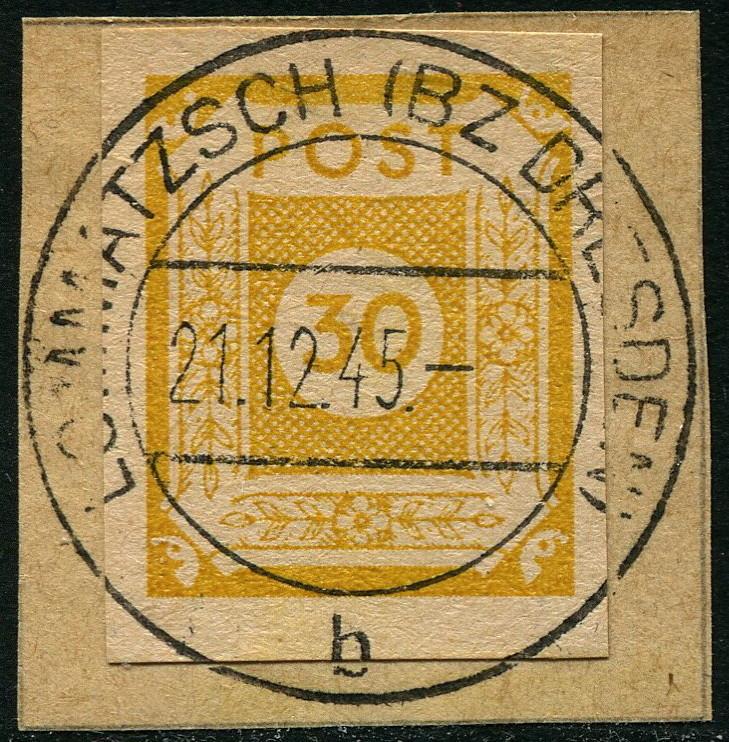 Ostsachsen (OPD Dresden) -Sowjetische Besatzungszone- - Seite 13 Stempe13