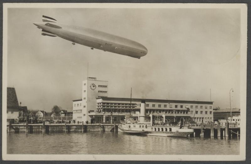 Ansichtskarten der Luftschiffe - Seite 2 Zeppel10