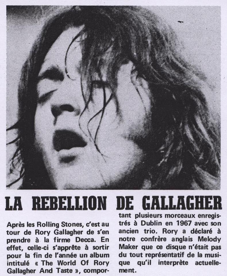 Rory dans les revues et les mags - Page 21 19400010