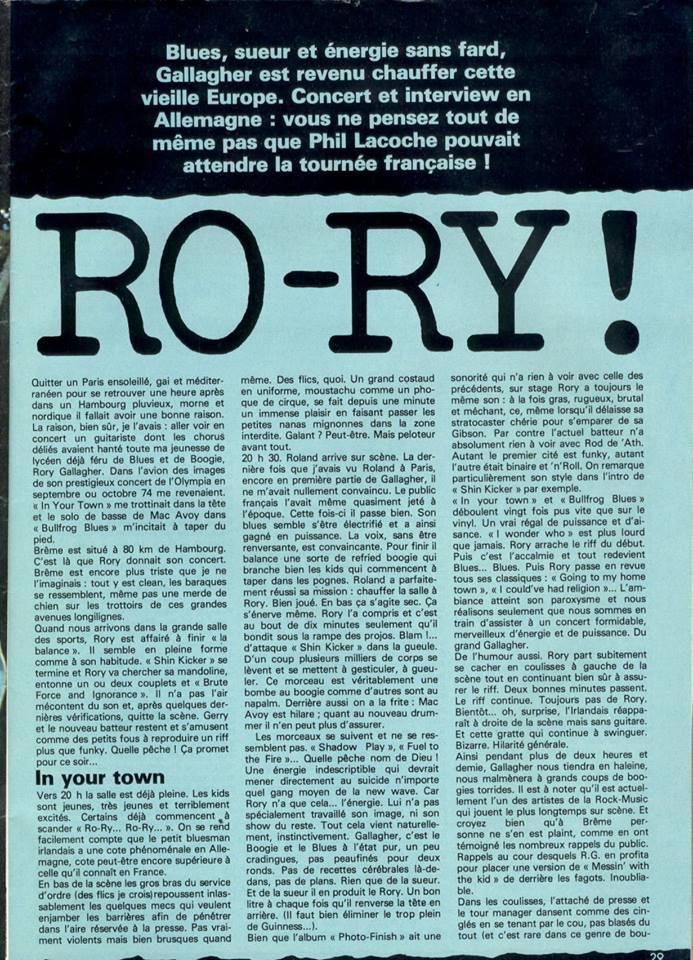 Rory dans les revues et les mags - Page 21 20729311