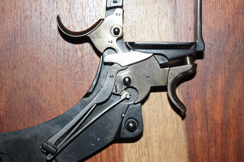 Revolver WF 1878 à la maison. Rechargement de la 1878 10.4mm - Page 2 Img_3819