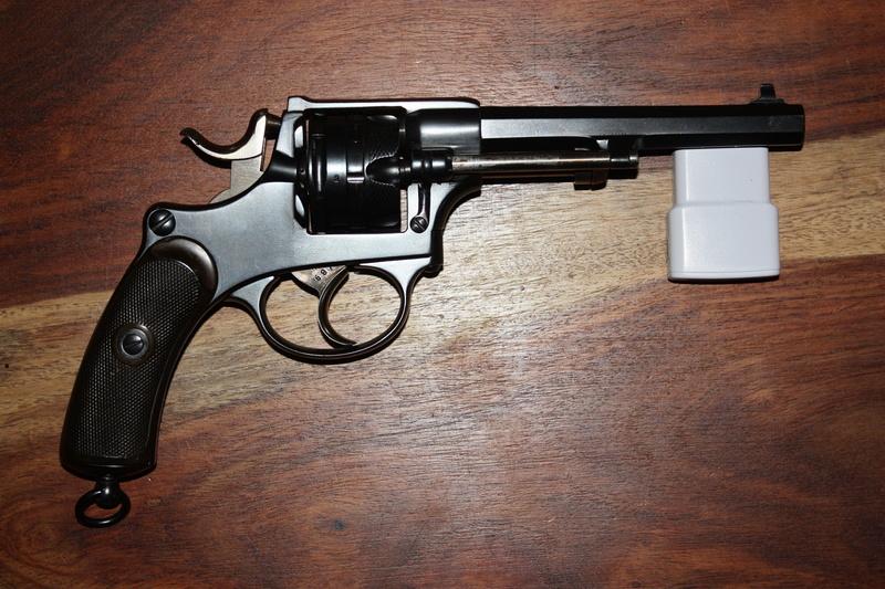 Revolver WF 1878 à la maison. Rechargement de la 1878 10.4mm - Page 2 Img_3820