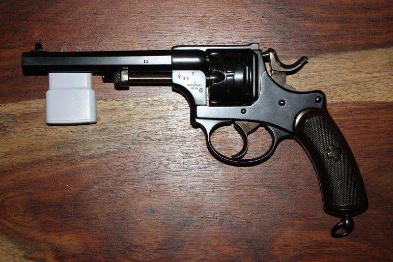 Revolver WF 1878 à la maison. Rechargement de la 1878 10.4mm - Page 2 Img_3821