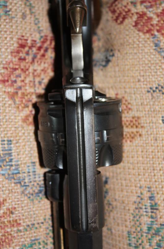 Revolver WF 1878 à la maison. Rechargement de la 1878 10.4mm - Page 2 Img_3913
