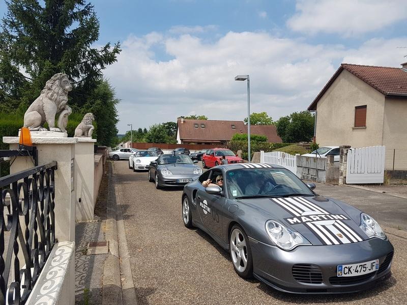Compte rendu sortie Haute Saône 20170611