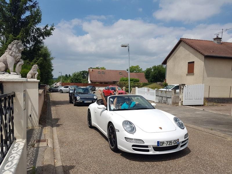Compte rendu sortie Haute Saône 20170613