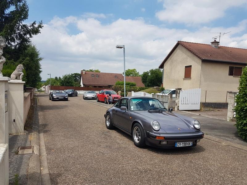 Compte rendu sortie Haute Saône 20170614