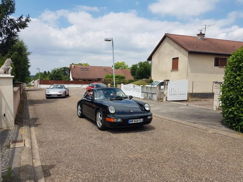 Compte rendu sortie Haute Saône 20170616