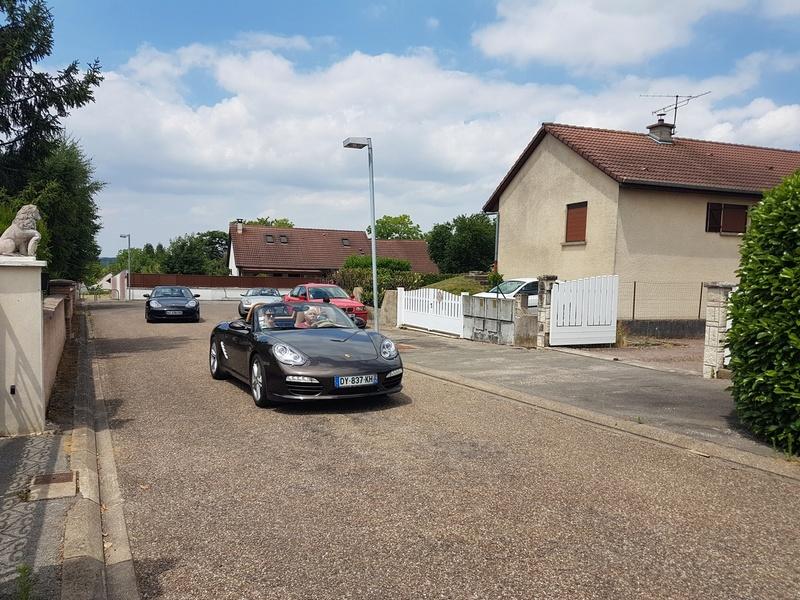 Compte rendu sortie Haute Saône 20170617