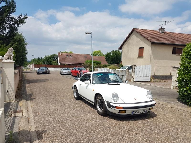 Compte rendu sortie Haute Saône 20170618