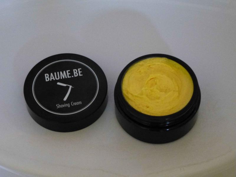 Crème à raser baume.be P1000316